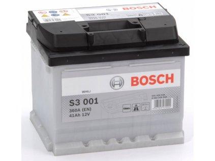 BOSCH S3 12V 41Ah 360A EN 0092S30010