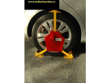 Atoblok - zabezpečení vozidla botička