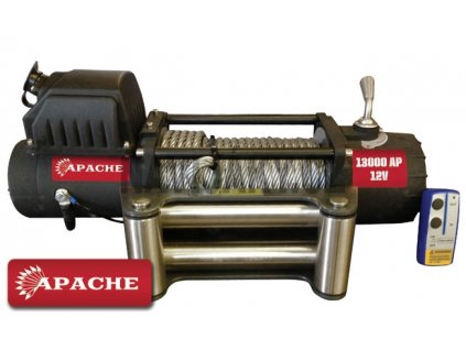 Autonaviják Warriorwinch 13000 APACHE 24V