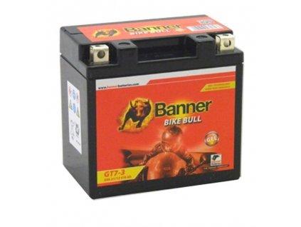 Banner Banner BIKE BULL GEL 50621 GT7-3 12V 6Ah 95A = YTZ7S