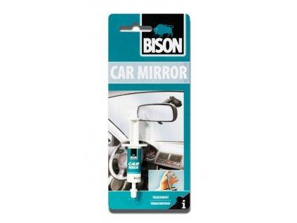 BISON CAR MIRROR Lepidlo na zpětná zrdcátka 2 ml