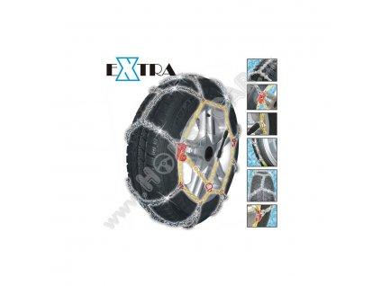 Brillant eXtra sněhové řetězy pro osobní vozy velikost 110