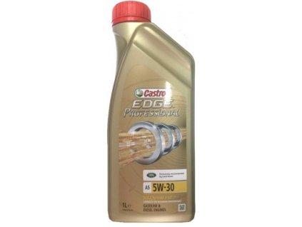 Castrol EDGE Professional A5 5W-30 TITANIUM FST motorový olej 1L