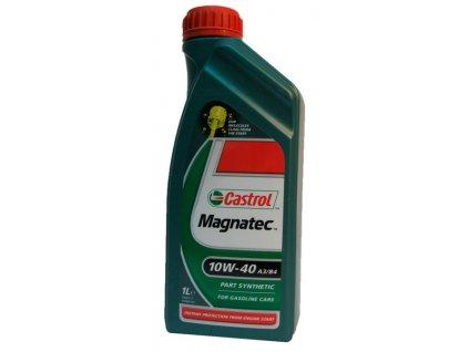 Castrol Magnatec 10W-40 A3/B4  1l motorový olej