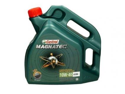 Castrol Magnatec 10W 40 A3 B4 4l motorový olej
