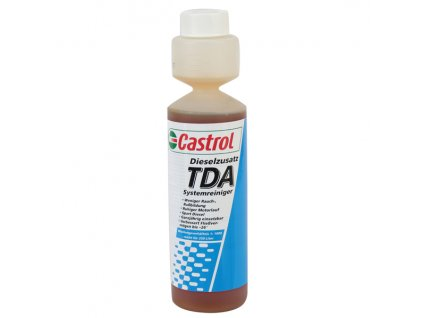 Castrol TDA aditivum - přísada do nafty 250ml