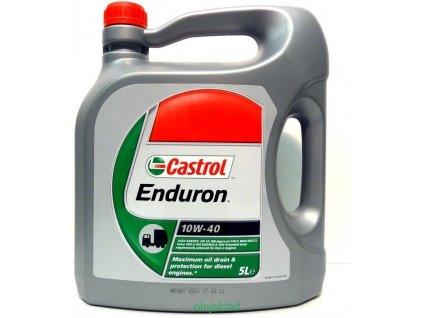 Castrol Vecton 10W-40 E7 (Enduron) 5L
