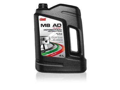 CINOL M8 AD Super 15w-50 motorový olej 4L