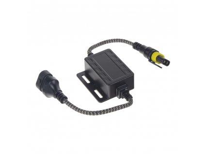 Digitální eliminátor chybových hlášení/rušení s redukcí pro žárovky HB3 (9005), HB4 (9006), H10
