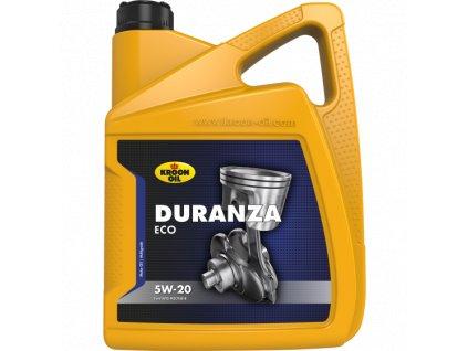 Duranza ECO 5W-20 5L balení