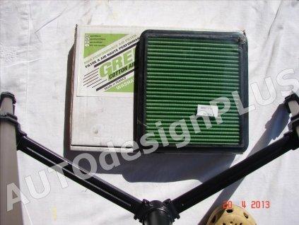 GREEN Coton Air Filter Sportovní vzduchový  filtr Suzuki - P 412560