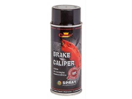 CHAMPION  COLOR - Barva na brzdové třmeny - Brake Caliper černá (400 ml)