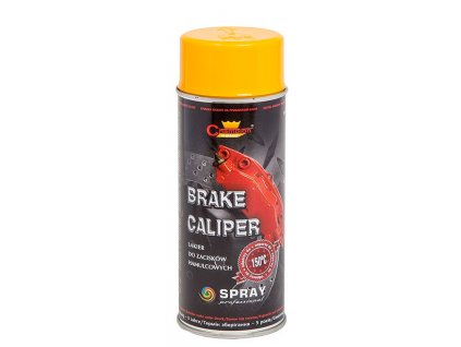 CHAMPION  COLOR - Barva na brzdové třmeny - Brake Caliper žlutá (400 ml) RAL1023