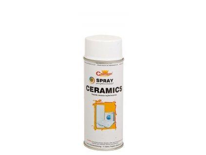CHAMPION COLOR - CERAMICS sprej profesional barva na smaltované předměty  ( 400 ml)