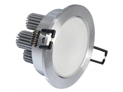 LED podhledové světlo 7x1W, 85mm, 4000-4500K