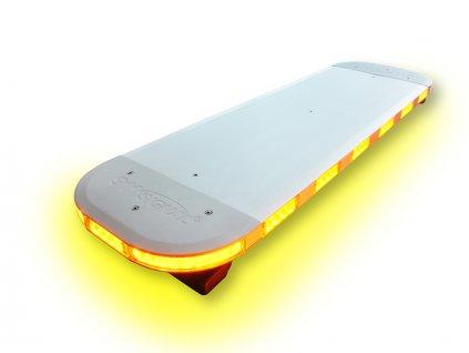LED rampa 1000mm, oranžová, 12-24V, ECE R65