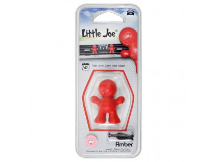 Little Joe - Amber vůně do auta - pryskyřice