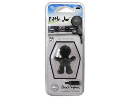 Little Joe - Black Velvet vůně do auta
