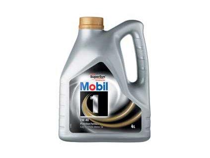 MOBIL 1  motorový olej 0W-40 - 4 L