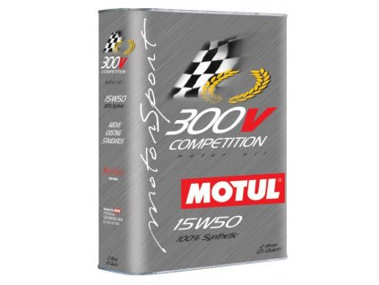 Motul 300 V Competition 15W-50 2L