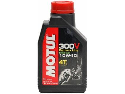 Motul 300 V Fact.Line 4T 10W-40 1L