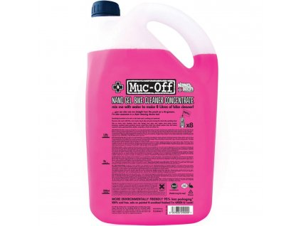 Muc Off Nano Bike Cleaner Concentrate 5l
