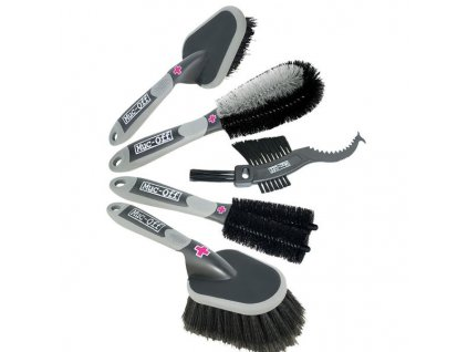 Muc-Off  5x Brush Set kartáče na mytí sada 5ks
