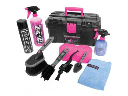 Muc-Off  Ultimate Motorcycle Cleaning Kit mycí a konzervační sada