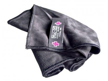 Muc-Off  Visor Microfibre Cloth - utěrka z mikrovlákna MO998