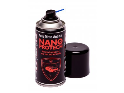 Nanoprotech Auto Moto Anticor - pro motoristy 150 ml