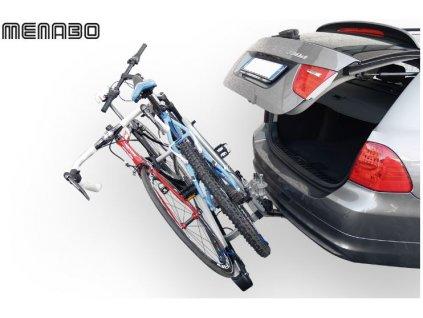 Nosič 2 jízdních kol na tažné zařízení - Menabo Project Tilting 2 sklopný