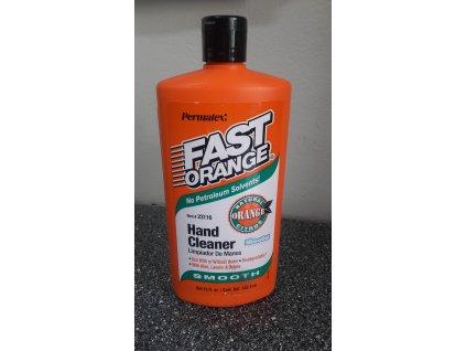 Permatex čistič rukou - tekutá solvina Fast Orange 443,5ml