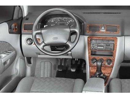 PreWoodec dekor interiéru Škoda Octavia SLX