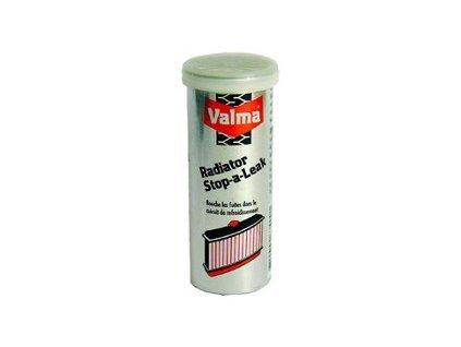 Radiator Stop-a-Leak utěsňovač chladiče prášek - piliny - Valma