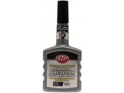 STP Complete Fuel System Cleaner st 50400