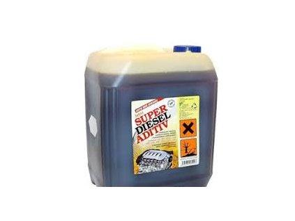 Super Diesel Aditiv VIF - přísada do nafty  (letní) 5 l