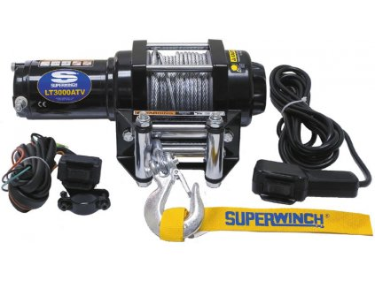 Superwinch autonaviják LT3000 ATV – 3,000 lbs 12V 1361kg