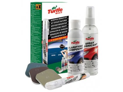 Turtle Wax - Scratch Repair Kit-sada na opravu škrábanců TW-76909