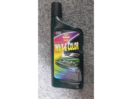 Valma & Wax COLOR  zelena L74
