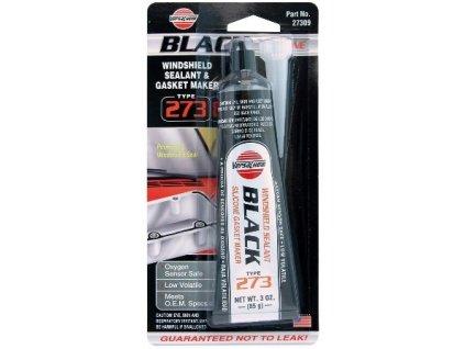 VERSACHEM BLACK SILICONE 85 g - vysoce odolný silikon černý -73 °C až 315 °C