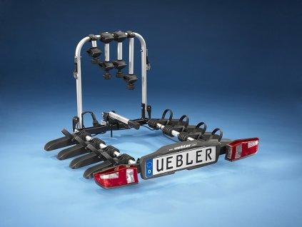 Zadní nosič jízdních kol UEBLER F42, 4 jízdní kola (doporučeno pro elektrokola)