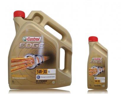 Castrol Edge 5W 30 LL 5 1