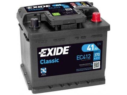 Exide classic EC412