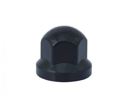 Krytky šroubů kol F 32mm nízké, černé