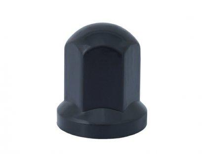 Krytky šroubů kol F 32mm vysoké, černé