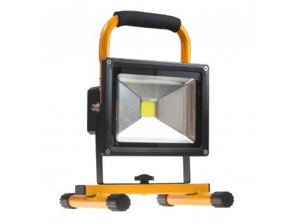AKU LED světlo přenosné, 1x20W, 300x217x185mm