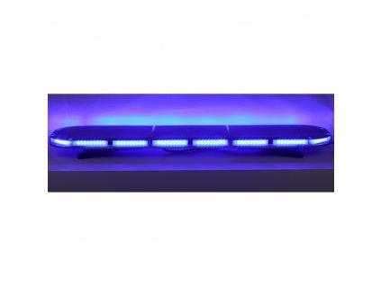 LED rampa 1172mm, modrá, 12-24V, 144 x 5W, ECE R65