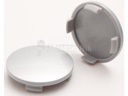 Krytka průměr 56/60mm(vnitřní,vnější) plast bez loga šedá Alutec, ATS, Rial, Anzio (N23G)