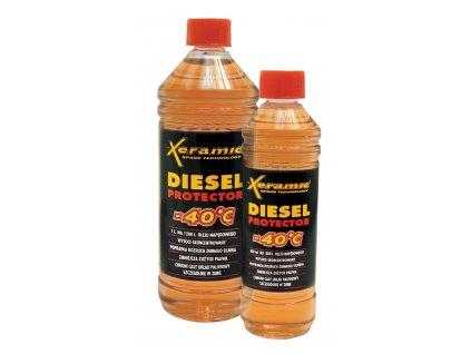 PM Xeramic Diesel Protector zimní přísada do nafty -40°C