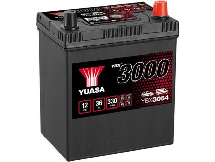 Autobaterie YUASA YBX3054 (12V 36Ah)